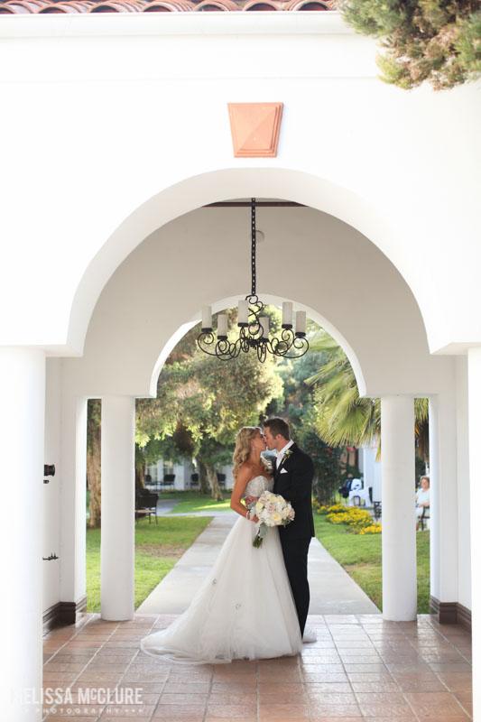 Wedding at at La Costa Resort. Photo by Melissa McClure Photography