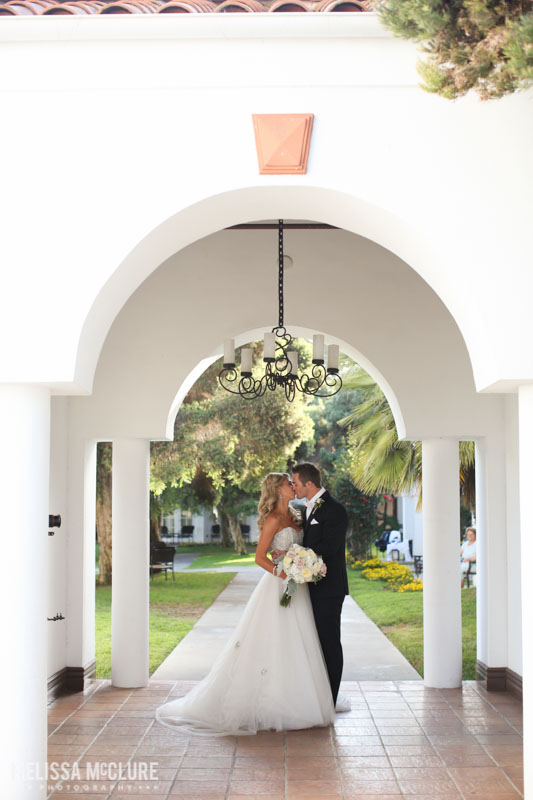 Wedding at at La Costa Resort. Photo by Melissa McClure Photography