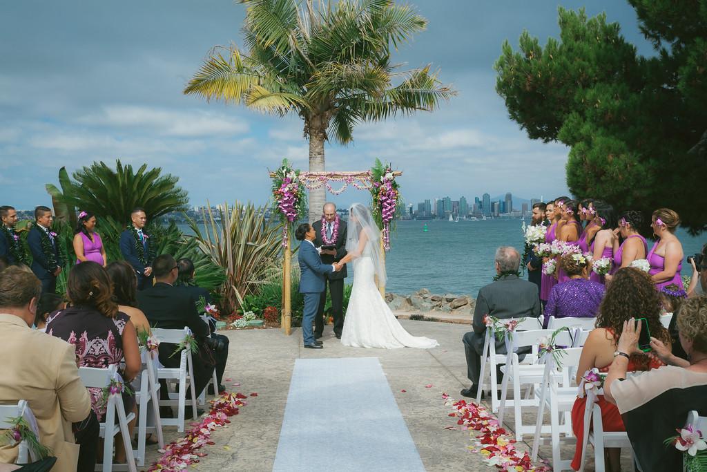 bali hai restaurant – San Diego Wedding Planners