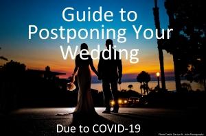 GuideToPostponingYourWedding